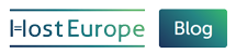 Hosteurope Blog - Logo